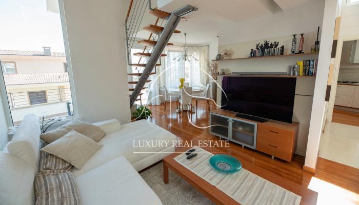 Rif. 203 Villa unifamiliare su più livelli con giardino zona Borgo Maggiore RSM